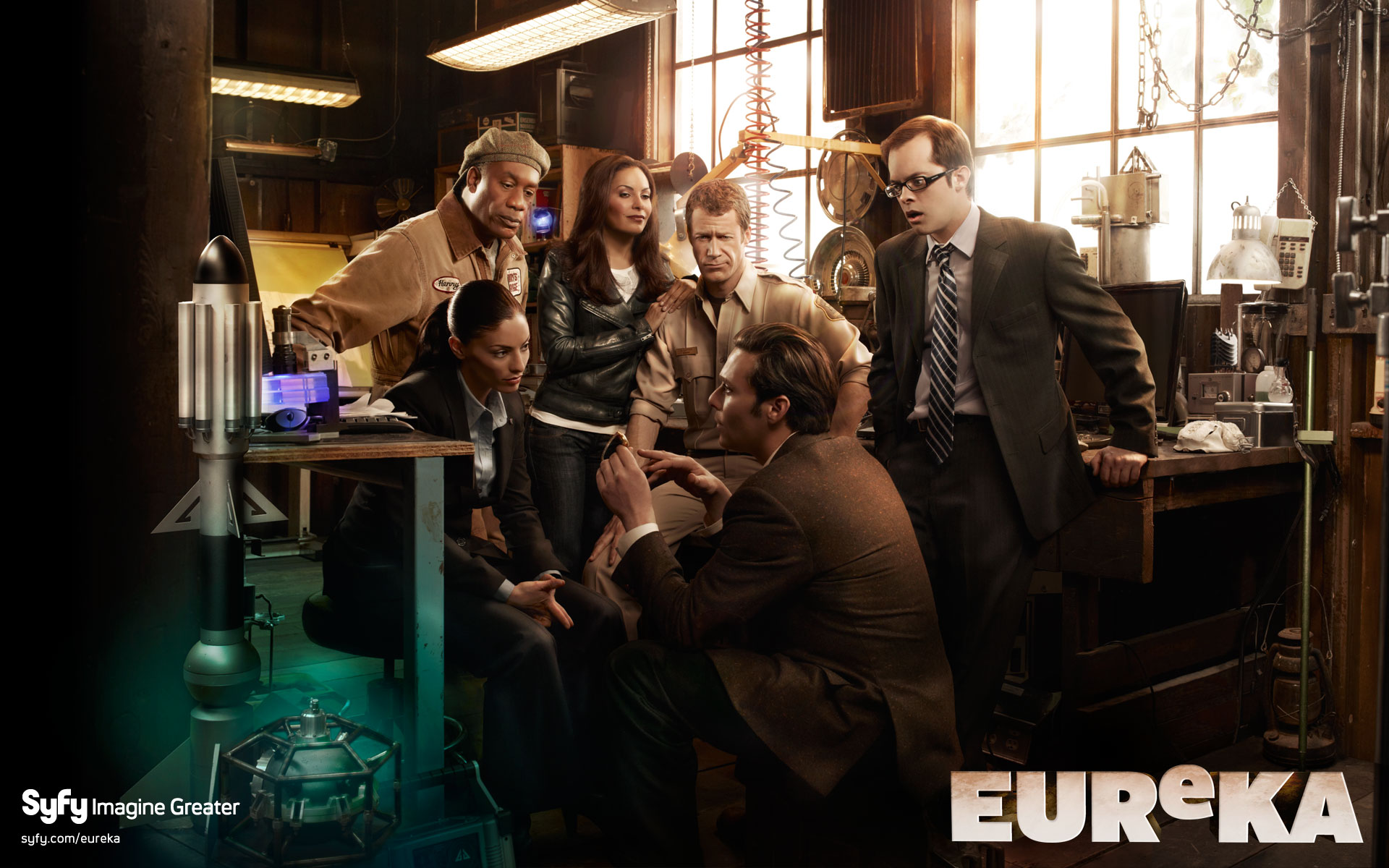 Eureka - courtesy of syfy.com